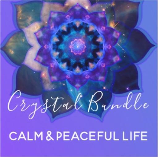 calm & peaceful life - pocket