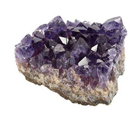 amethyst - crystal clusters