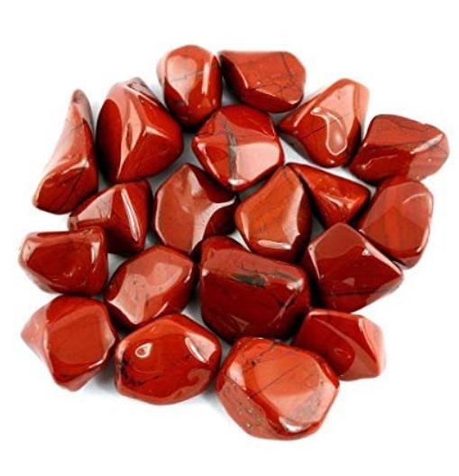 red jasper - tumbled