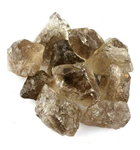smokey quartz - natural